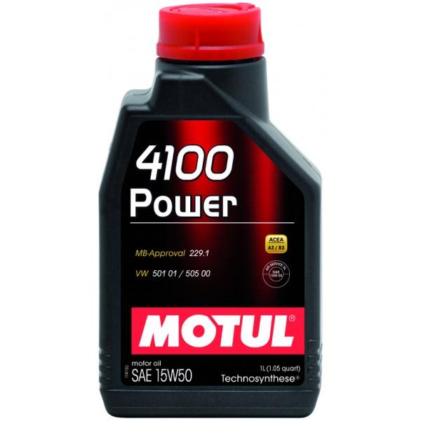 Motul 4100 Power 15W50 1л