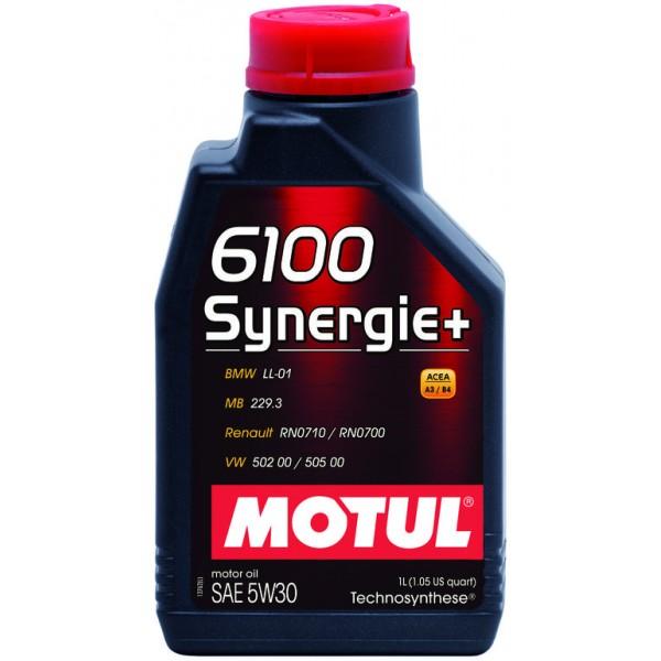 Motul 6100 Synergie 5w30 1л