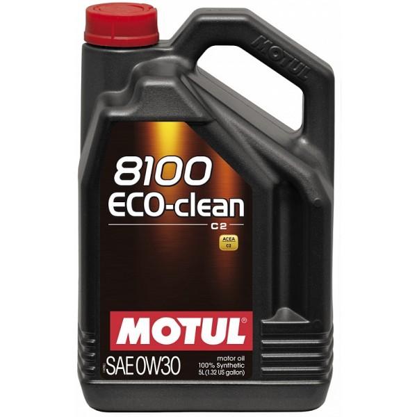 MOTUL 8100 Eco-clean 0w30 5л