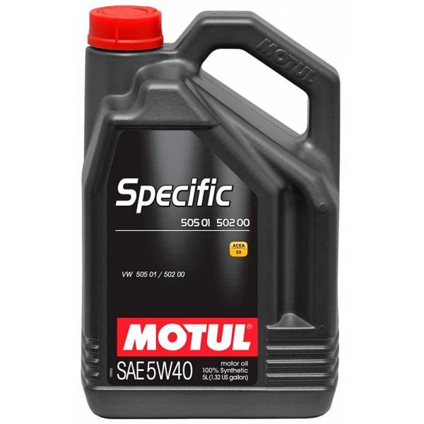 MOTUL Specific 506.01-503.00-506.00 0W30 5л