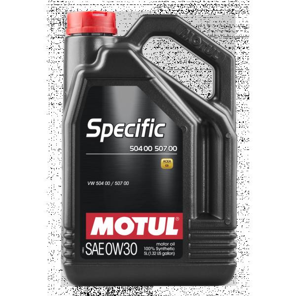 Motul Specific 504/507 0W30 1л