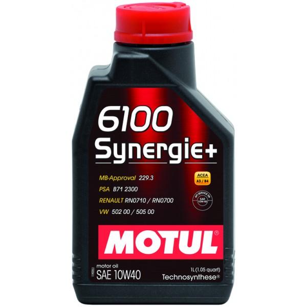 Motul 6100 Synergie 10W-40 1л