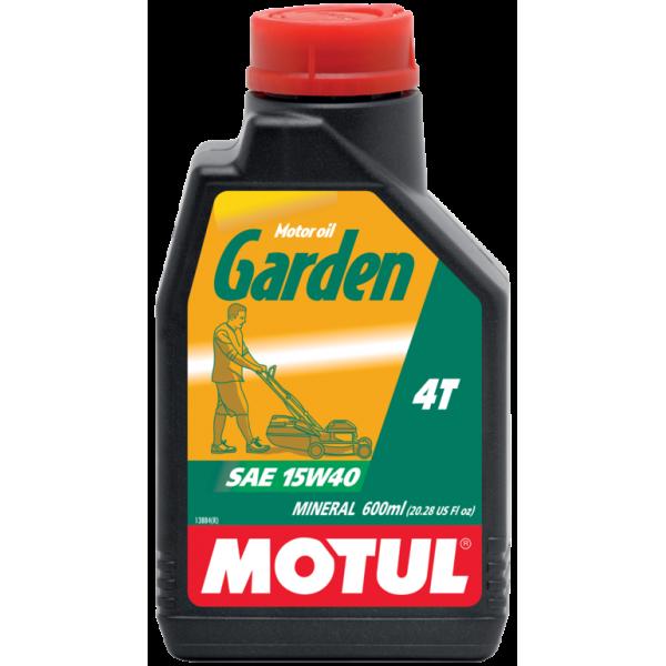 Garden 4T 15W40 2л