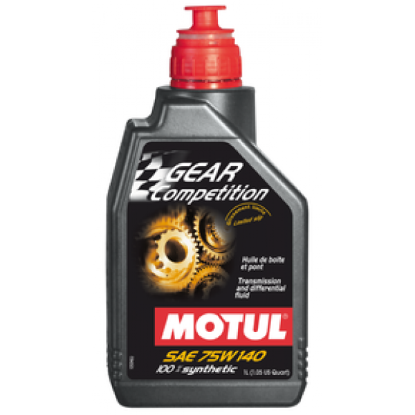 Motul GEAR COMPETITION 75W140 1л