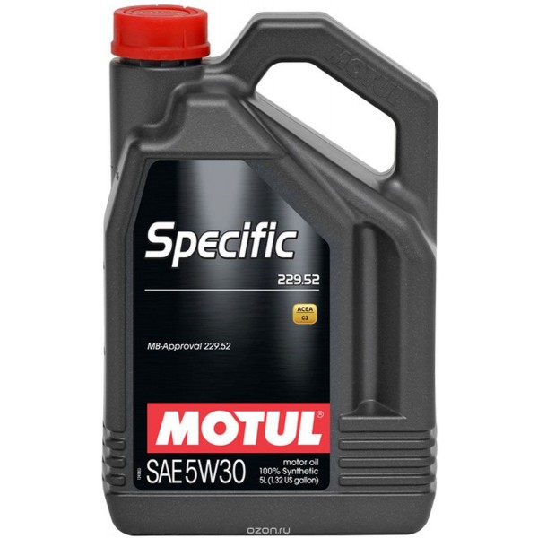 Motul Specific MB 229.52 5л
