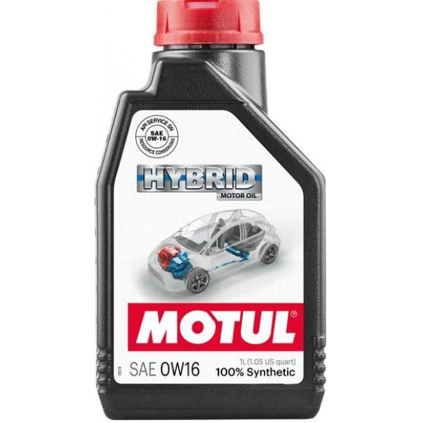 Motul Hybrid 0w16 1л