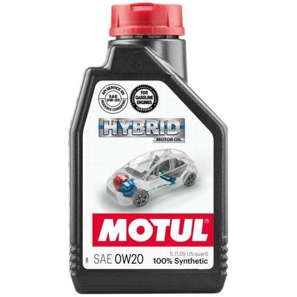 Motul Hybrid 0w20 1л