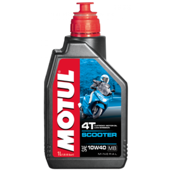 MOTUL SCOOTER 4T MB 1л
