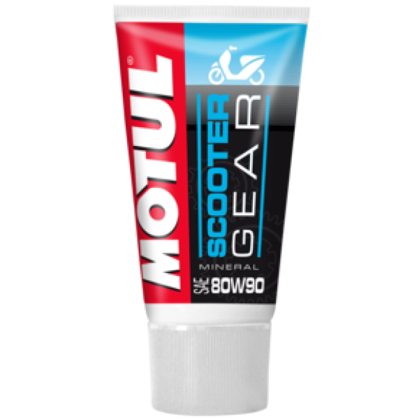 MOTUL SCOOTER GEAR 80W-90 150Мл