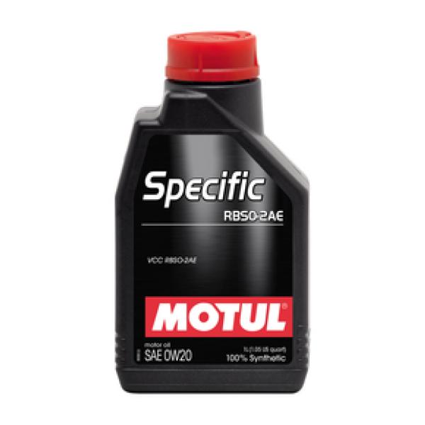 MOTUL SPECIFIC RBS0-2AE 0W-20 1л