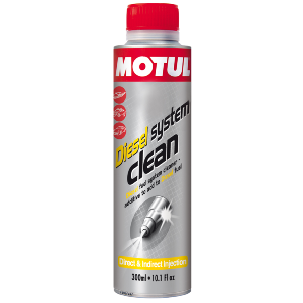 MOTUL Diesel System Clean 300 Мл