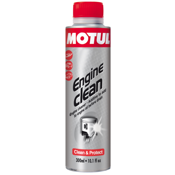 MOTUL Engine Clean Auto 300 Мл