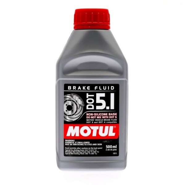 Motul DOT 5.1 Brake Fluid 0.5л
