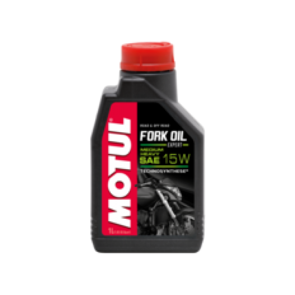 Motul fork oil expert medium heavy 15w 1л