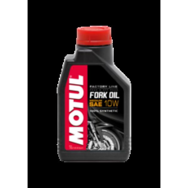 MOTUL FORK OIL 10W Factory Line 1л