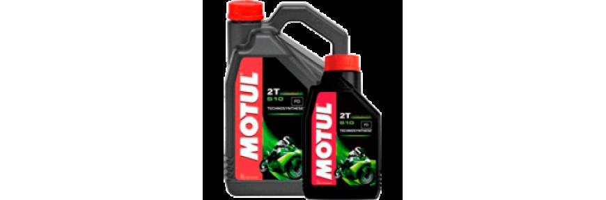 Моторные масла для мотоциклов 2T