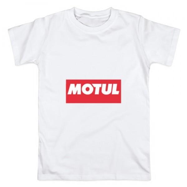 Футболка белая Motul
