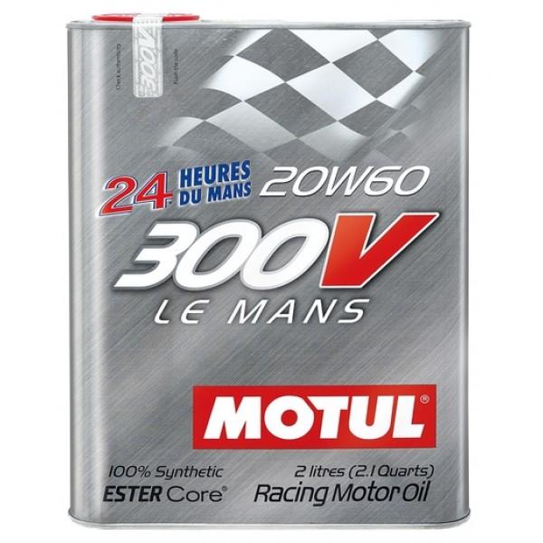 Motul 300V LeMans 20W60 2л