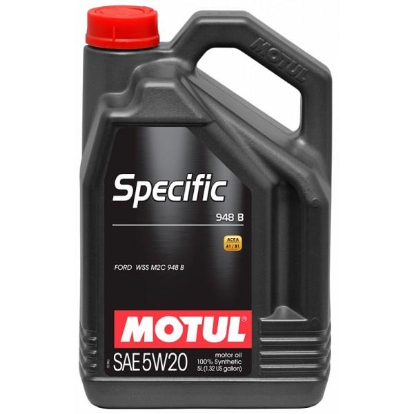MOTUL SPECIFIC 948B 5W20 5л