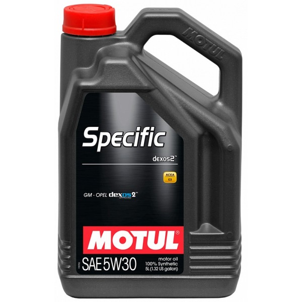 Motul Specific Dexos2 5л