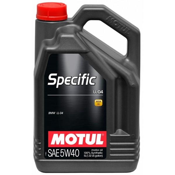 MOTUL Specific LL-04 5л