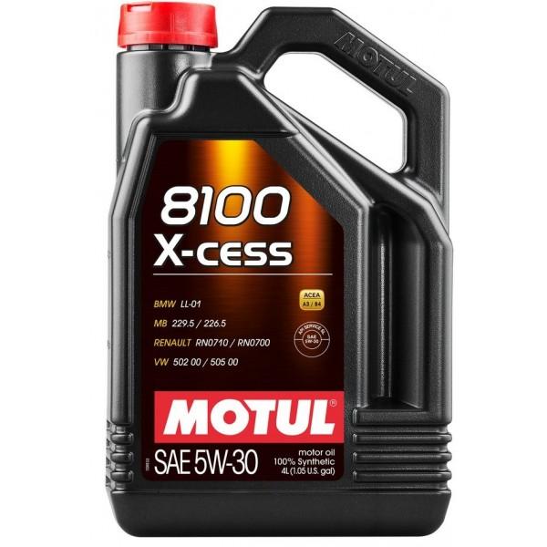 Motul 8100 X-cess 5W30 5л