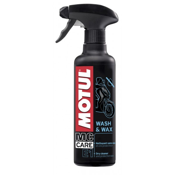 MOTUL E1 Wash Wax 400Мл