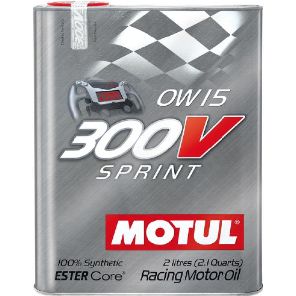Motul 300V Sprint 0W-15 2л