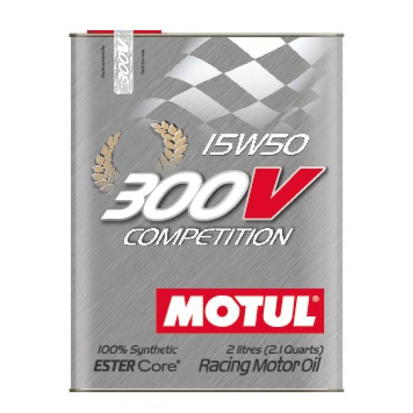 Motul 300V Competition 15W50 2л