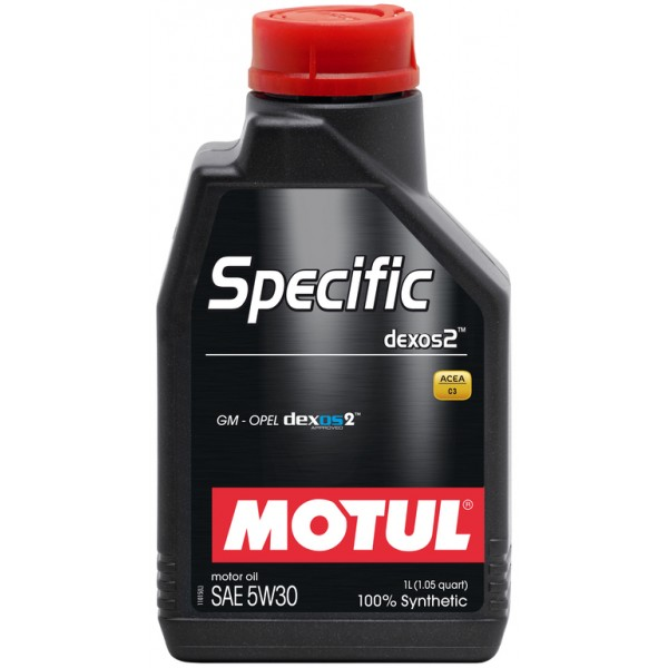 Motul Specific Dexos2 1л