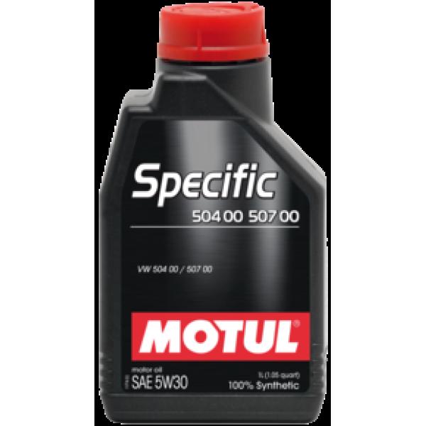 MOTUL Specific 504 507 5W30 1л