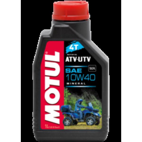 MOTUL ATV UTV 4T 10W-40 1л