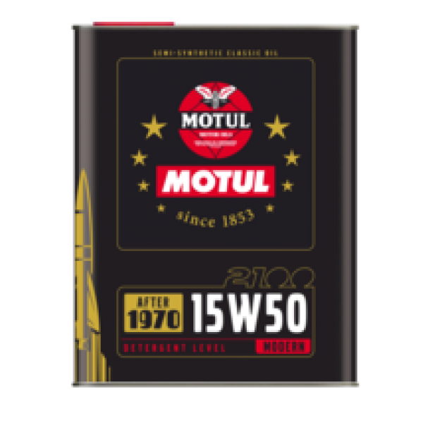 Classic Oil 2100 15W50 2л