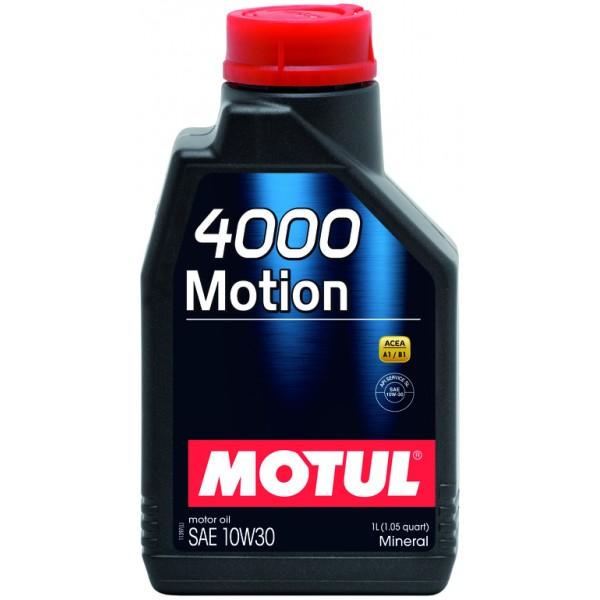 4000 Motion 10W30 1л