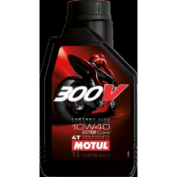 MOTUL 300V 4T 10W-40 1л