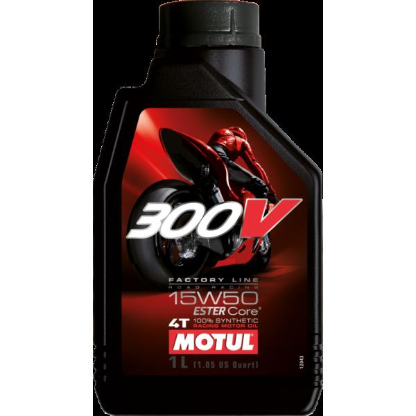 Motul 300V 4T 15W50 1л
