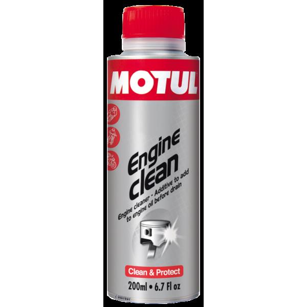 Motul Engine Clean Moto 200 Мл