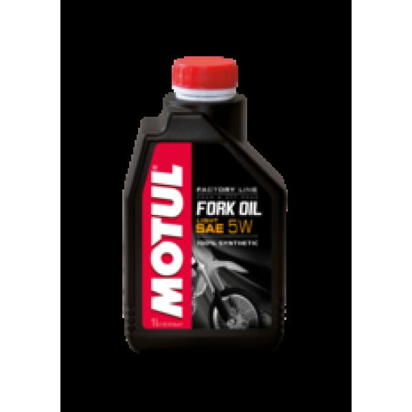 Motul Fork oil factory line 5w 1л